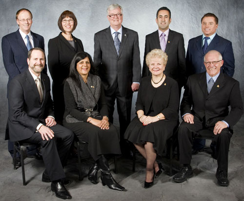 Kelowna Mayor and City Council