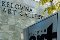 Arts and Entertainment in Kelowna